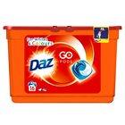 Daz Go Pods Bio Washing Capsules
