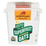 Mornflake Top Porridge with Lyles Golden Syrup