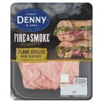 Fire & Smoke Flame Grilled Shaved Ham