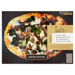 Waitrose 1 Kale, Mushroom & Gorgonzola Pizza
