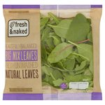 Fresh & Naked Big Mixed Little Leaves