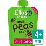 Ella's Kitchen Peas, Peas, Peas