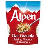 Alpen Oat Granola Raisins, Almonds & Hazelnuts