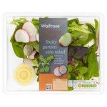 Fruity Garden Side Salad Waitrose