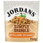 Jordans Cereals Simply Granola