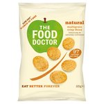 The Food Doctor Natural 5 Grain Crisp Thins