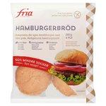 Fria Gluten Free Hamburger Rolls