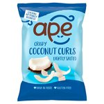Ape Crispy Coconut Curls Salted