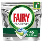 Fairy Platinum All in One Original Dishwasher Tabs