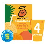Innocent Kids Orange, Mango & Pineapple Smoothies