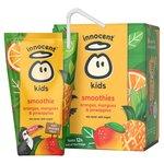 Innocent Kids Oranges, Mangoes & Pineapple Smoothies