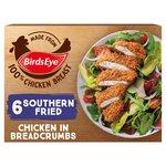 Birds Eye 6 Southern Fried Chicken Grills Frozen