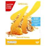 Kelloggs Special K Oats & Honey