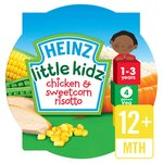 Heinz Chicken & Sweetcorn Risotto Tray Meal