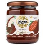 Biona Organic Cocobella Chocolate Coconut Butter