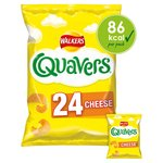 Walkers Quavers Cheese Snacks 16g x