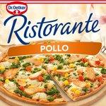 Dr. Oetker Ristorante Pollo Pizza Frozen