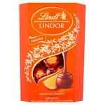 Lindt Lindor Milk Orange