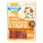 Good Boy Chewy Chicken Strips