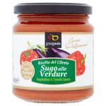 Grangusto Stir-In Tomato & Vegetable Pasta Sauce