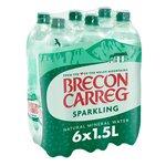 Brecon Carreg Natural Sparkling Mineral Water