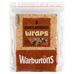 Warburtons Brown Wraps