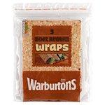 Warburtons Brown Wraps