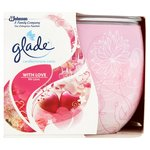 Glade Jar Candle With Love