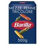 Barilla Mezze Penne Tricolori