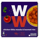 Weight Watchers Chicken Tikka & Basmati Rice