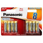 Panasonic Pro Power Premium Alkaline AA Batteries