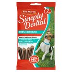 Bob Martin Simply Dental Fresh Breath Small/Medium Dogs