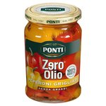 Ponti Zero Oil Grilled Peppers