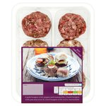 Assorted Mini Burgers Waitrose