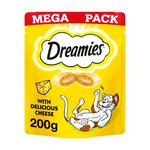 Dreamies Cat Treats Cheese Mega Pack
