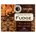 Radfords Crumbly Butter Fudge