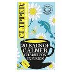 Clipper Organic Calmer Chameleon Infusion
