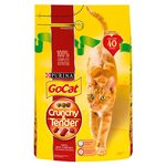 Go-Cat Crunchy & Tender Cat Beef, Chicken & Vegetables
