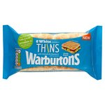 Warburtons White Sandwich Thins with Calcium & Vitamin D