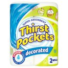 Thirst Pockets Exclusive Design Limited Edition Kitchen Towels