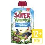 Super Yummies Apple & Forest Fruits Yoghurt