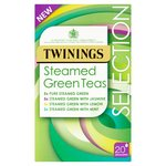Twinings Steamed Green Selection Pack