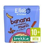 Ella's Kitchen Banana & Cinnamon Muesli