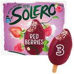 Solero Red Berries Ice Cream