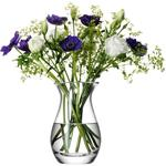 LSA International Flower Posy Vase 17.5cm Clear