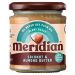 Meridian Coconut & Almond Butter