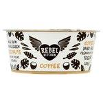Rebel Kitchen Dairy Free Organic Coconut Yogurt Coffee