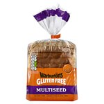 Newburn Bakehouse Gluten Free Seeded Mighty Mini Loaf by Warburtons