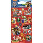 Paw Patrol Small Foil Stickers 3 +