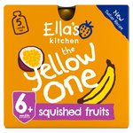 Ella's Kitchen Organic Smoothie Fruits The Yellow One